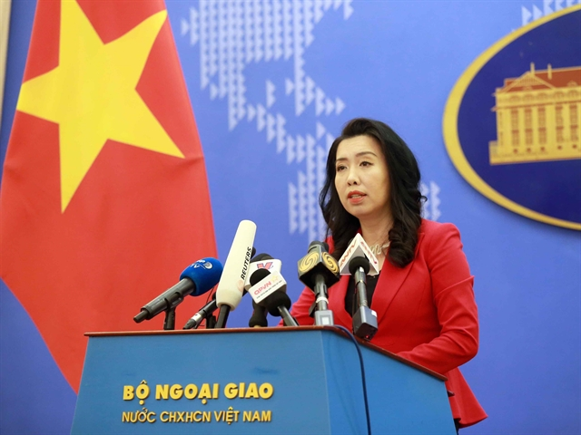VN US look to further defence ties: Foreign Ministry spokesperson