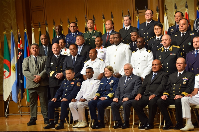 VN attends second Coast Guard Global Summit in Tokyo