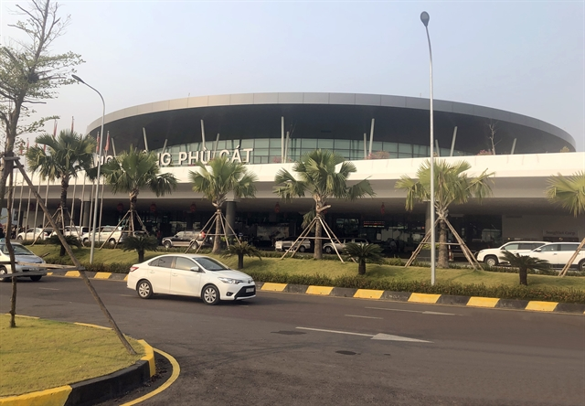 Phù Cát airport to welcome first international flight