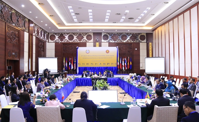 Việt Nam attends ASEAN meeting on social protection for vulnerable children