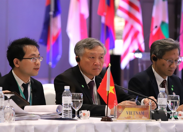 Council of ASEAN Chief Justices holds 7th meeting in Thailand