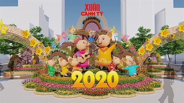 Flower Street to feature Đông Hồ Rats Wedding theme