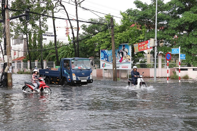 HCM City Mekong Delta face serious land subsidence