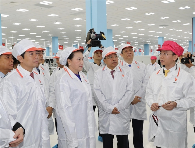 Hòa Lạc Hi-tech Park must serve as hub for hi-tech workforce training