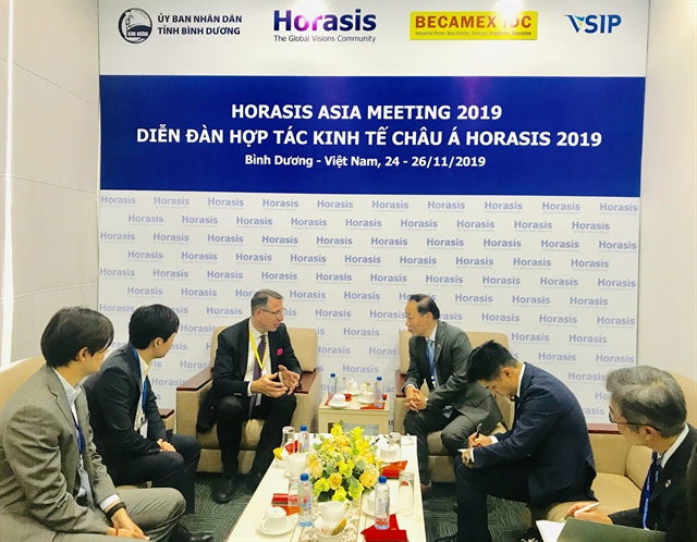 Việt Nam a new star in Southeast Asia region: Horasis forum