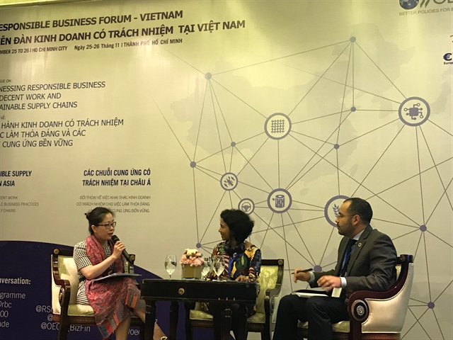 Vietnamese enterprises raise awareness about SDGs