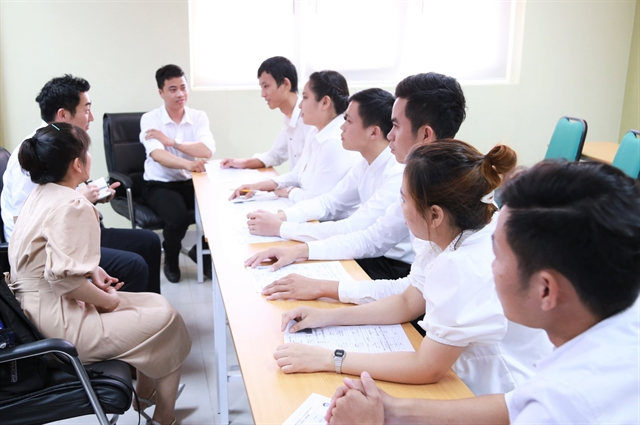 Japan Airlines to recruit manpower from central Việt Nam