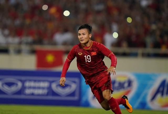 Hải listed among top players at SEA Games