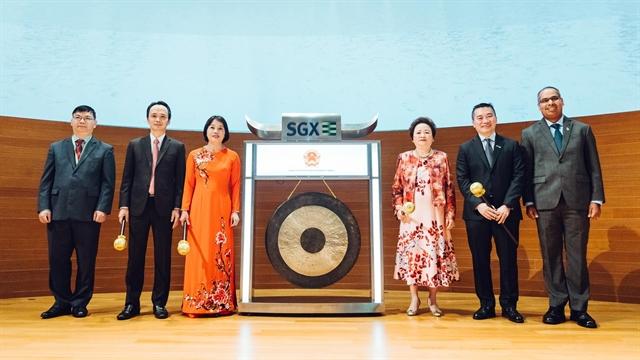 Vietnamese firms connect with potential partnersat Singapore forum