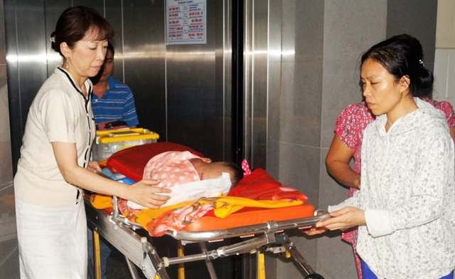 Japanese woman cares for children cancer patients in Huế