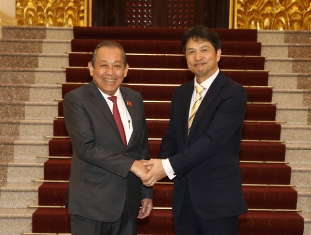 Ibaraki prefecture asked to boost ties with Vietnamese localities