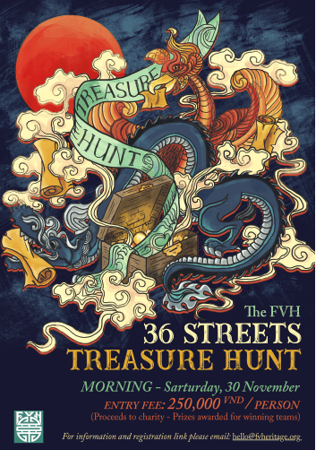 FVH hosts '36 Streets Treasure Hunt