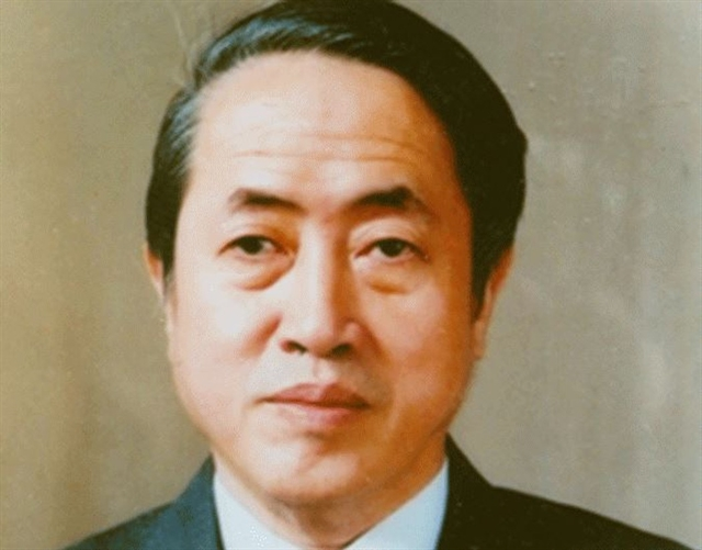 Noted Professor passes away at 82