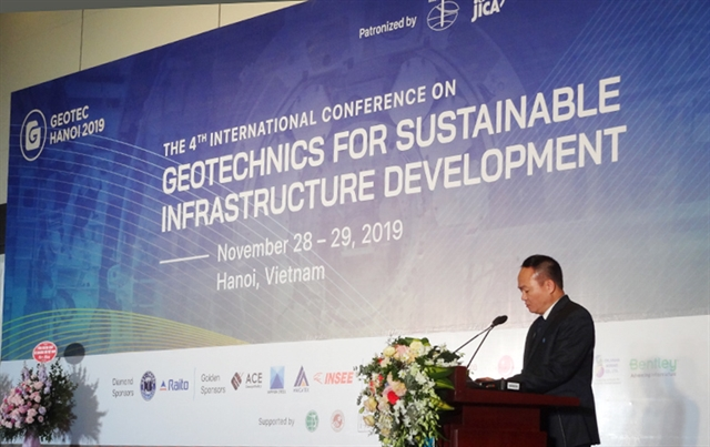 Geotechnics conference to shorten science-technology gap