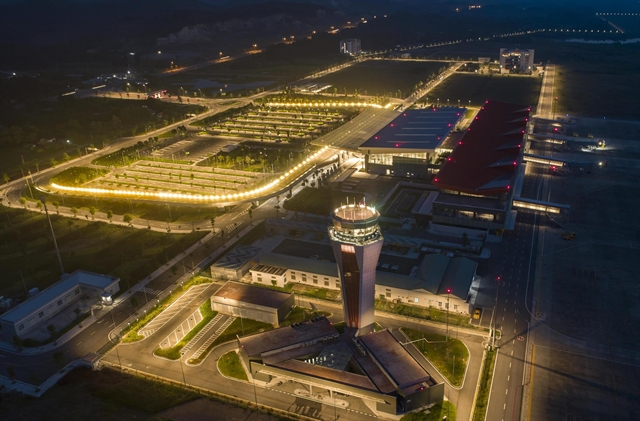 Vân Đồn Airport awarded worlds leading new airport 2019
