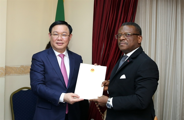 Việt Nam wants to boost multi-faceted partnership with Cameroon