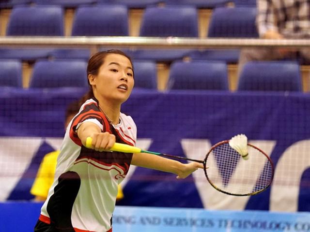 Linh wins silver at Hungarian International Championships