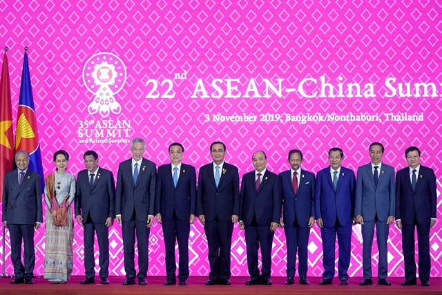 PM attends ASEAN-China Summit