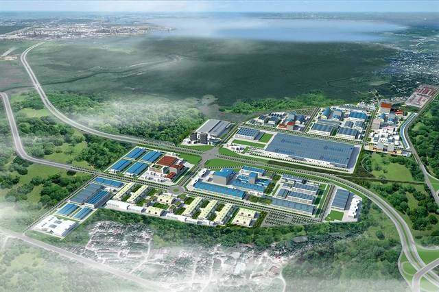 First investor at Vietnamese-built industrial park in Cuba