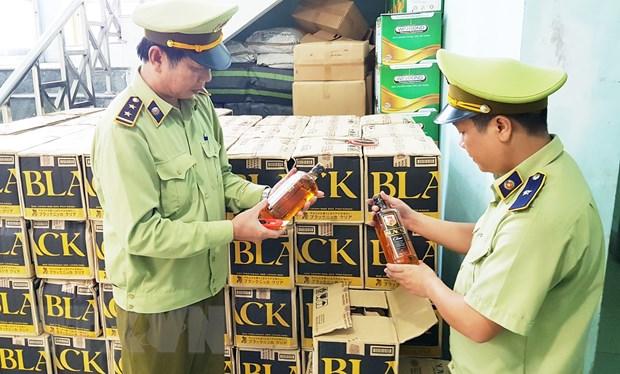 Quảng Bình busts biggest liquor smuggling case