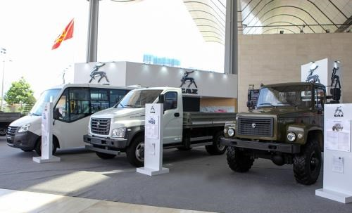 Russian automaker GAZ starts car assembly in Việt Nam
