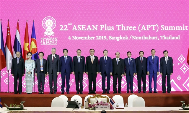 Vietnamese PM attends ASEAN3 Summit in Bangkok