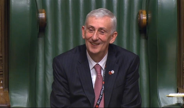 British MPs choose Lindsay Hoyle as parliament speaker to replace Bercow