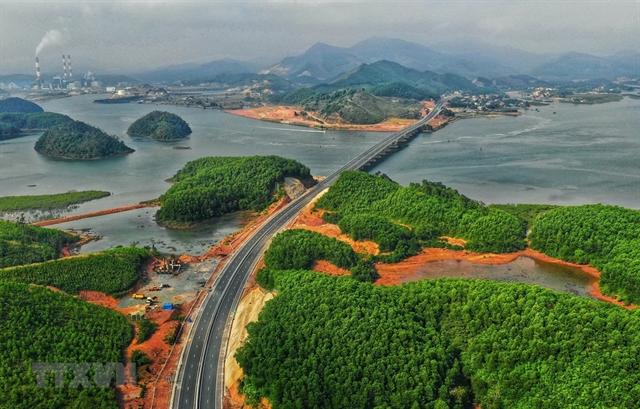 Quảng Ninh plans infrastructure for economic development