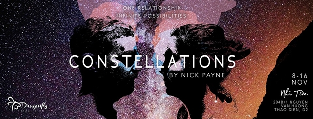 City theatre to stage Nick Paynes Constellations