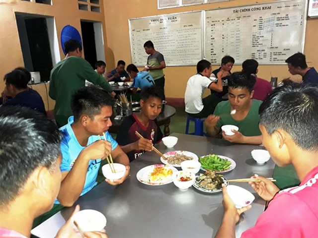 Border troops foster disadvantaged children in Kon Tum