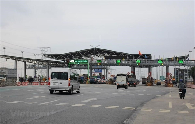 Automatic BOT non-stop toll collection project faces obstacles