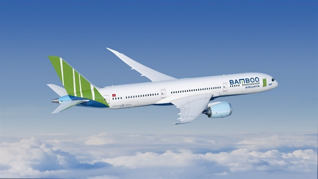 Bamboo Airways shares priced at 3.54