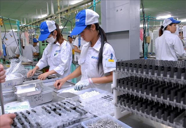 VN is HK businesses top pick for setting up factories