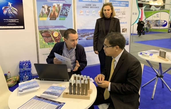 Việt Nam Algeria seek to promote trade investment at SIPA 2019