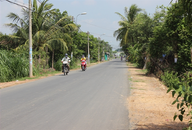 New-style rural area programme improves incomes in HCM City