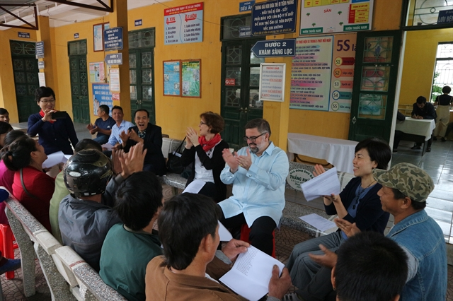 Việt Nam faces challenges in fight against HIV/AIDS