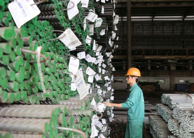 Enterprises face tough international competition