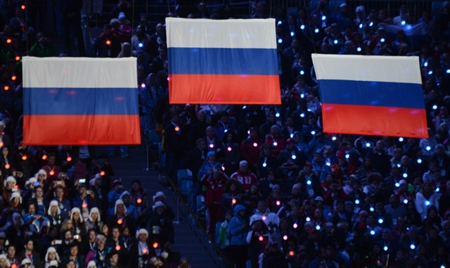Russia banned from Olympics World Cup over doping
