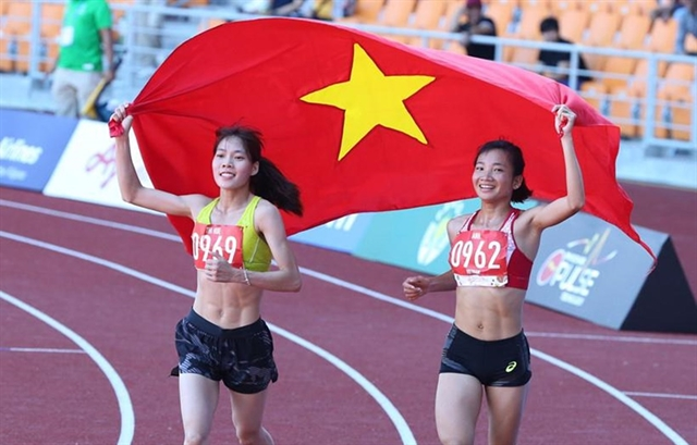 Runner Oanh wins another gold at SEA Games