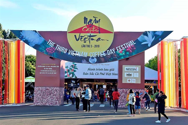 Việt Nam Coffee Day connects local and foreign firms
