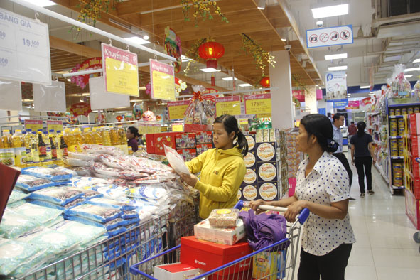 Đắk Lắk Province prepares goods for Tết, worth $11.2m