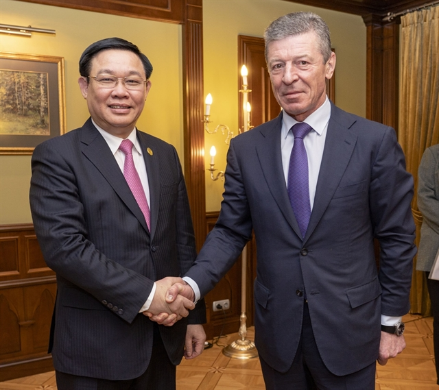 Russia supports businesses in cooperation with Việt Nam: Deputy PM Kozak