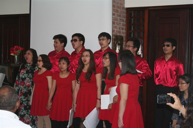 Annual Christmas recital to raise funds for vision-impaired choir