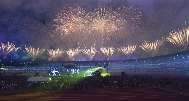 Philippines hails world class SEA Games despite stormy start