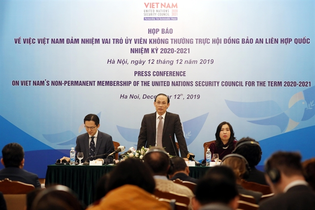 Việt Nam is ready for UNSC non-permanent membership