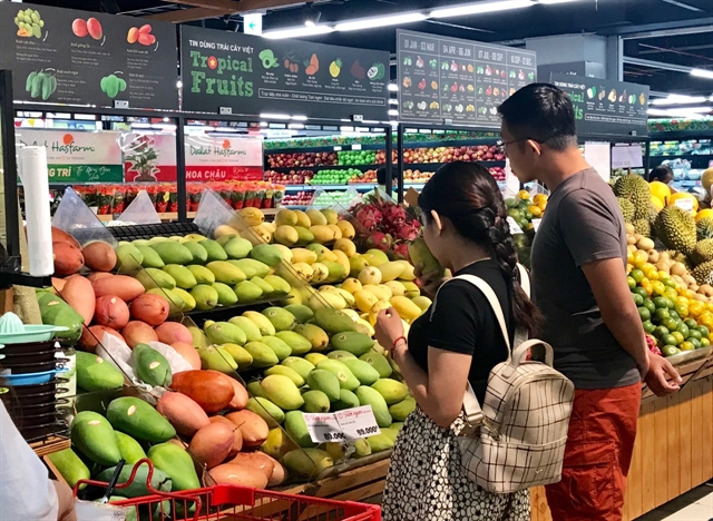 Việt Nams fruit and vegetable export value falls in 11 months