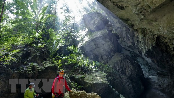 Company granted exclusive rights to Sơn Đoòng Cave tours