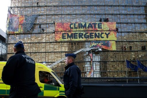 Polish holdout mars EU climate target deal