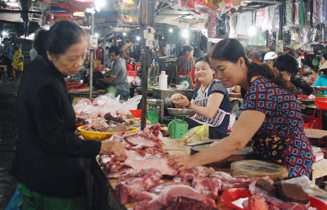Lower tax for imported pork  to benefit consumers