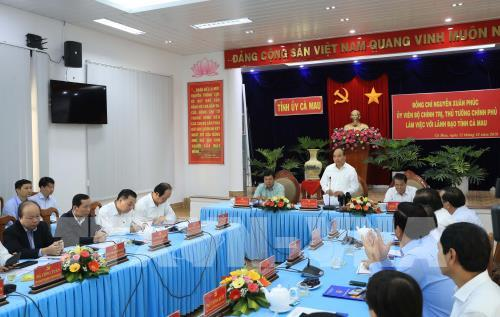 PM urges start ofCần Thơ-Cà Mau expresswayproject